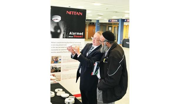 Nittan Attends The FIM Expo 2018 Held At Doncaster Racecourse