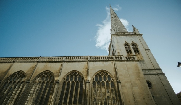 Nittan Secures St. Nicholas Church With Its Evolution Analog Addressable Fire Detection System