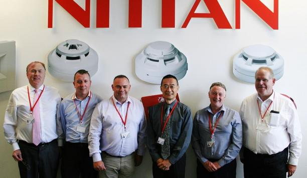 Nittan Introduces Its Sales Team Delivering New Business And Building Client Relationships