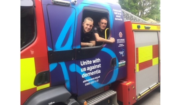 North Yorkshire Fire & Rescue Service Promotes Dementia Action Week 2019; Part Of Agreement Signed Under Dementia Friendly Charter