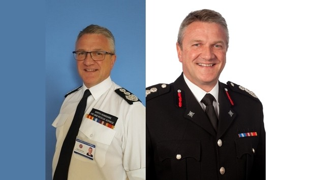 North Yorkshire Fire & Rescue Service Appoints Jez Rushworth As CFO After Nigel Hutchinson's Retirement
