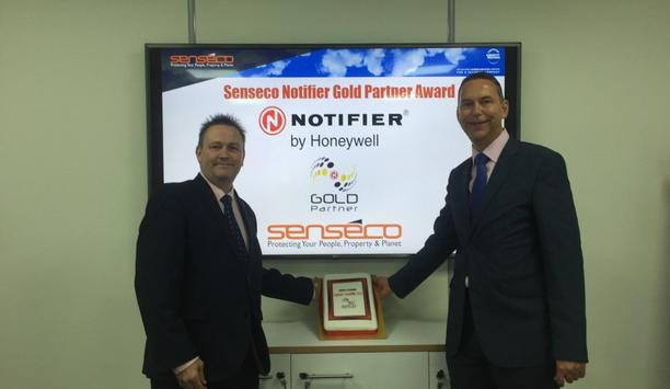 Notifier Congratulates Senseco Systems As They Become Gold Partners