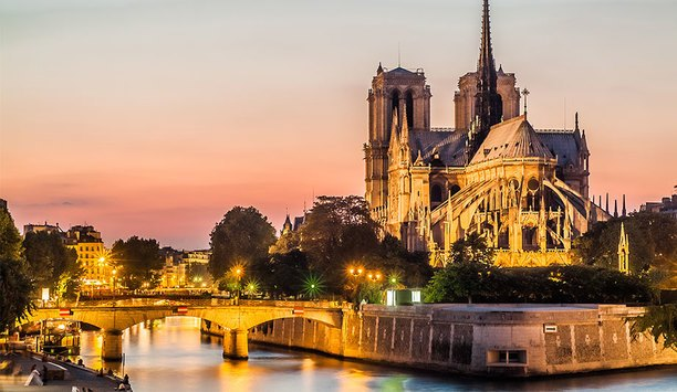 Firefighters Save Notre Dame Cathedral From Total Destruction