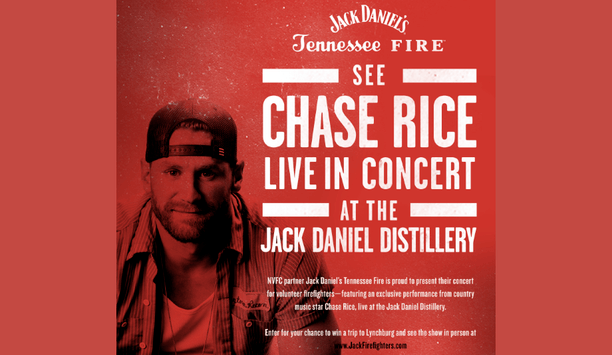 Jack Daniel's Tennessee Fire Collaborates With National Volunteer Fire Council To Provide Safety And Benefits For Firefighters