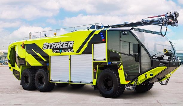 Oshkosh Airport Products 'Road Rally' To Bring Striker Volterra ARFF Hybrid Electric Vehicle To Locations In North America