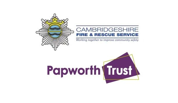 Papworth Trust And Cambridgeshire Fire And Rescue Service Sign Primary Authority Scheme Agreement