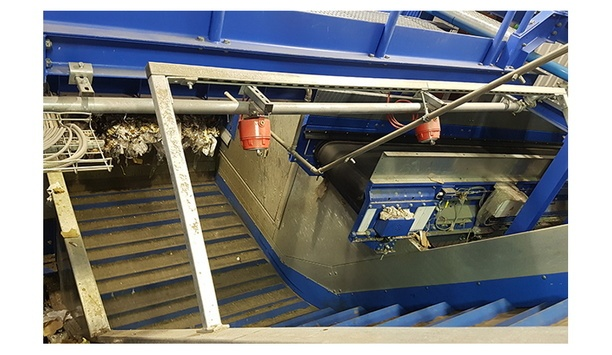 Patol Fire Detection's Infra-Red Detector Averts Fire At Waste Recycling Plant