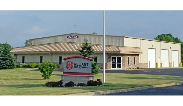Reliant Fire Apparatus Marks 25th Anniversary With Opening Of New Service Center