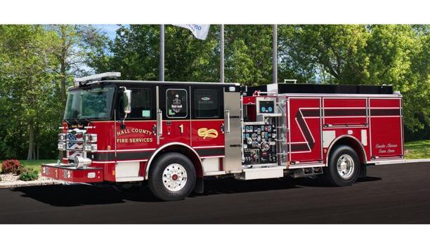 Pierce Manufacturing Secures An Order Of Enforcer Pumpers And Ascendant Ladder From The Hall County Fire Services