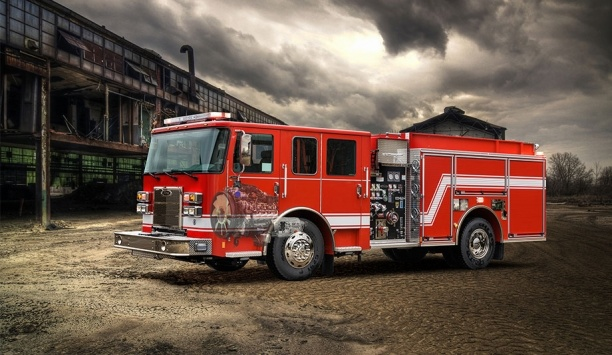 Pierce Introduces New Pierce Saber Custom Chassis With Ford Turbo Diesel Power Train