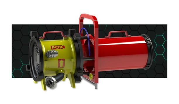 POK Releases Its Mistral 300 Foam Generator Which Is Convenient To Use For Many Purposes