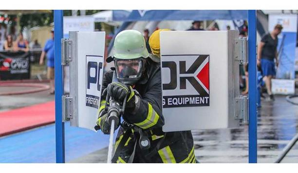 POK Provides Support For The 27th WC Firefighter Combat Challenge, Slated To Take Place In Sacramento From Oct 22-27, 2018