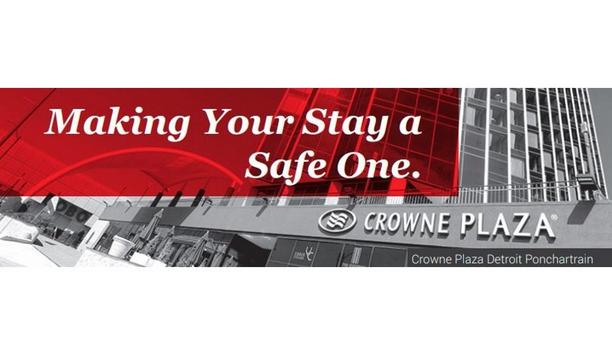 Potter Provides P400 Fire Panel To Enhance Fire Safety At The Crowne Plaza Ponchartrain Detroit