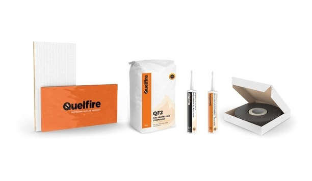 Quelfire To Exhibit Latest Passive Fire Protection Products At FIREX International 2019
