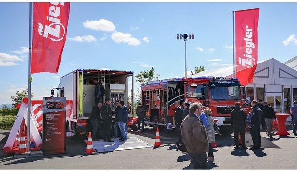 ZIEGLER Participated In The 19th Edition Of RETTmobil And Presented 4 Exhibits