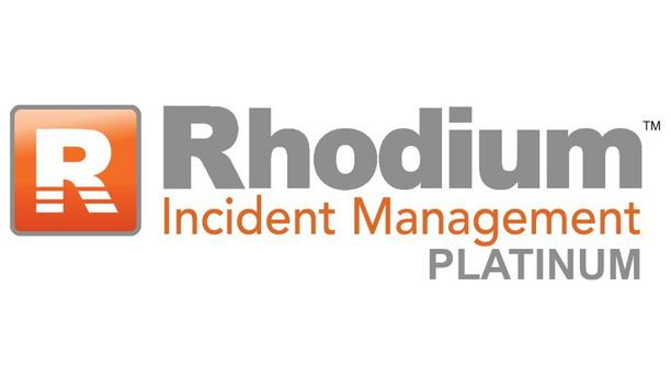 Incident Response Technologies And Rave Mobile Safety Partner On Integration Of The Rave Panic Button Into Rhodium Suite