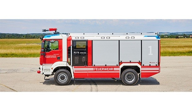 Linz Airport Takes Delivery Of Rosenbauer AT And PANTHERs Aircraft Rescue And Firefighting Vehicles