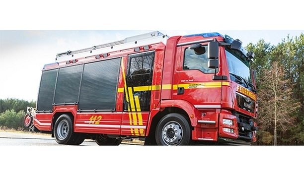 Rosenbauer Builds 1000th AT Vehicle For The Krefeld Professional Fire Brigade