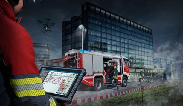 Rosenbauer's EMEREC Operations Management Systems Works As A Handy Tool For The Neuruppin Fire Department