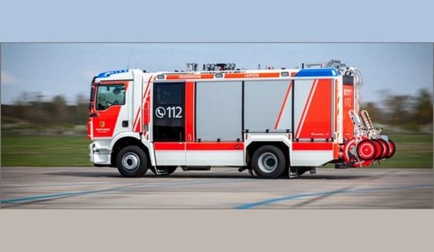 """Leipzig Fire Department Announces Replacing Old HLF Fleet With Rosenbauer's HLF 20 """"Light Class"""" Fleet"""