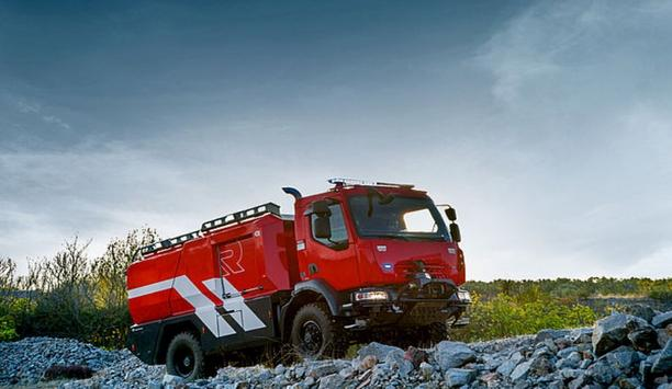 Rosenbauer Launches A New Forest Firefighting Vehicle
