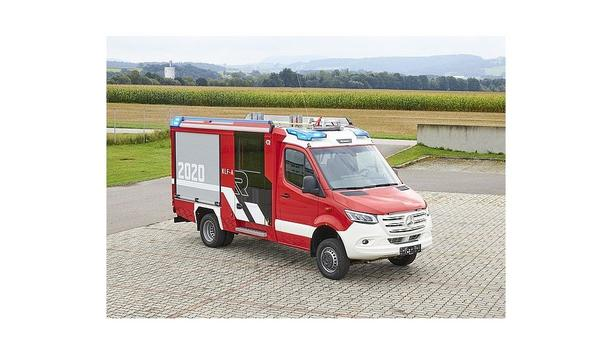 Rosenbauer Launches New Generation Of Compact Vehicles With CT Frame And Spacious Superstructures