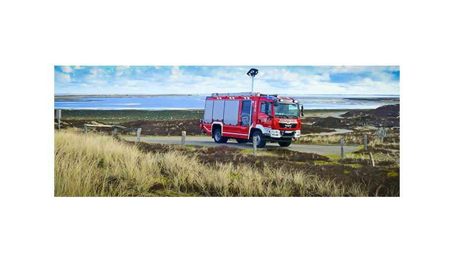 Rosenbauer's Rescue Firefighting Group Vehicle HLF 20 Keeps Fire Department In Germany Prepared For Duty
