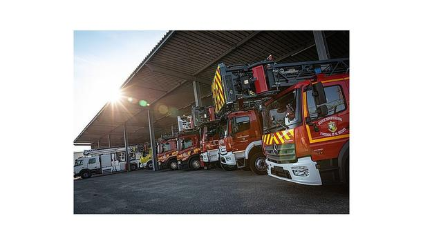 Rosenbauer Opens A New Production Plant At Karlsruhe's Rheinhafen To Produce Aerial Rescue Devices