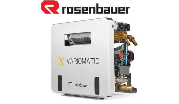 Rosenbauer's New Universal Direct Injection Foam Proportioning System RFC Admix Variomatic