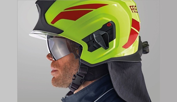 HEROS Firefighting Helmets From Rosenbauer Offer Highly Efficient Protection In PPE Equipment Category