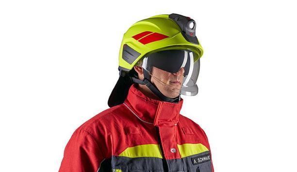 Rosenbauer Announces The Release Of Their New Smart Protective Helmet, HEROS H30