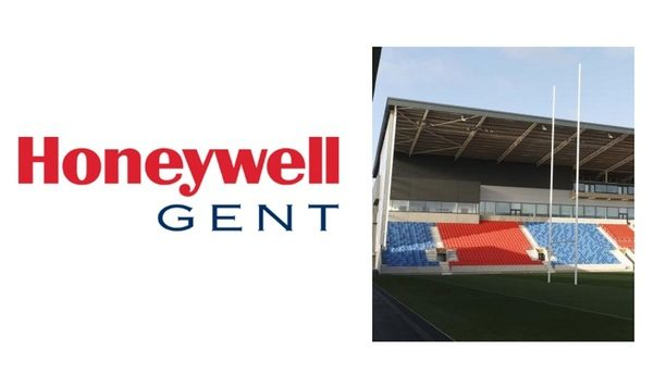 Gent By Honeywell's D1 Voice Alarm/Public Address System Installed At Rugby League's Salford Reds Stadium