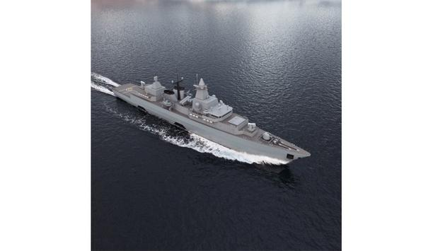 Saab Receives A Contract From BAAINBw To Integrate Naval Radars And Fire Control Directors In The German Navy's F123 Frigates