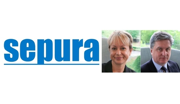 Sepura Appoints Terence Ledger As Sales And Marketing Director And Jane Farebrother As Finance Director