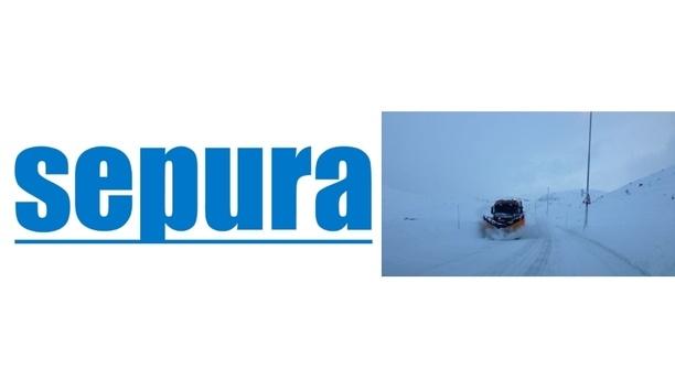 Norwegian Road Administration (NRA) Benefit From Sepura TETRA Radios On Nodnett