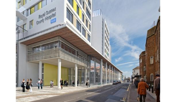 Advanced's MxPro 5 Selected For £485M Royal Sussex County Hospital Redevelopment Project