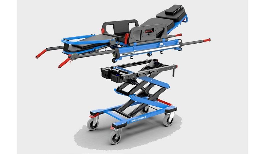 Stollenwerk To Exhibit Stretcher System And Loading Unit At INTERSCHUTZ 2020