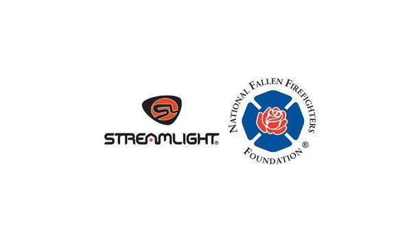 Streamlight Sponsors National Fallen Firefighters Foundation To Fund Various Initiatives
