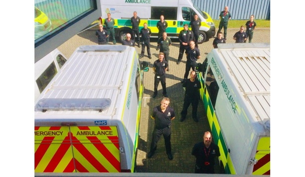 Suffolk Fire And Rescue Service Works With EEAST To Provide Life-Saving Frontline Care During The Coronavirus Pandemic