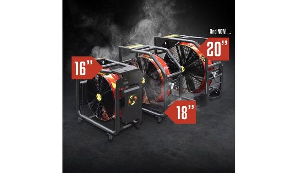 Super Vac Adds Three Different Battery-Powered Fans To Their DeWalt And Milwaukee Battery Fan Lineups