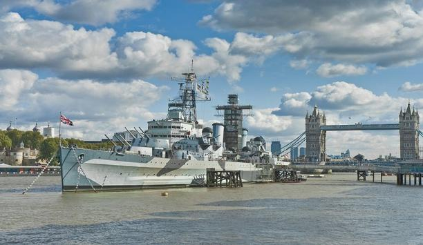 System Upgrade Delivers Ship-Shape Fire Protection At HMS Belfast