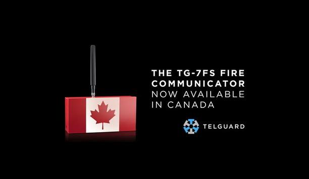 Telguard Announces The Availability Of Its Cellular Alarm Communicator TG-7FS LTE-A For Sale In Canada