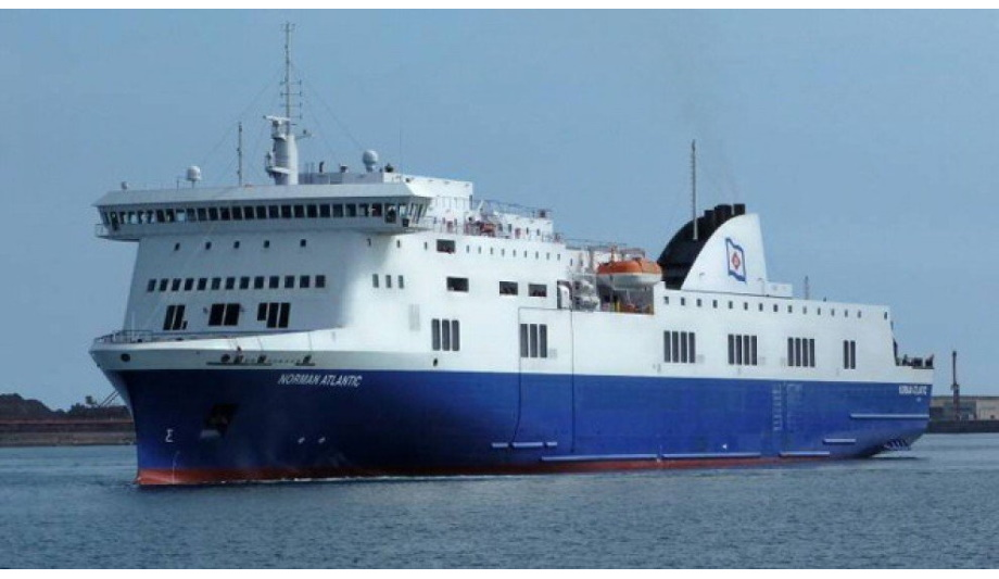 Tema Sistemi Has Been Chosen To Extinguish The Last Outbreaks Of The Norman Atlantic