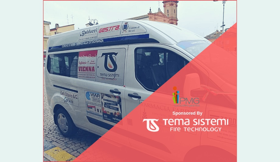 Tema Sistemi Sponsors PMG Italia's 'Guaranteed Mobility Project' To Enhance Mobility Services For Disabled People
