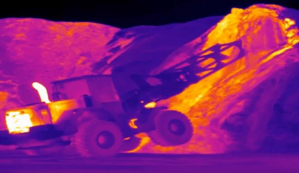 Spot Fires Before They Start: Thermal Imaging For High-Risk Sites