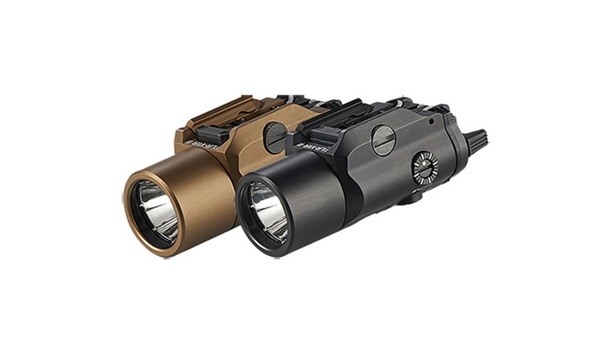 Streamlight Introduces TLR-VIR II Tactical Illuminator Featuring Adjustable Eye-Safe IR Aiming Laser