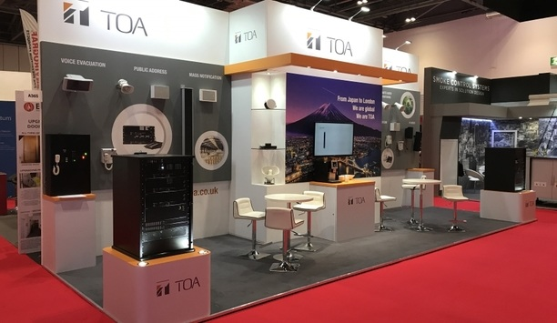 TOA Corporation UK To Exhibit Its Innovative Audio And Security Solutions At FIREX International 2019