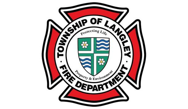 Township Of Langley Fire Department Becomes The First Internationally Accredited Agency In British Columbia, Canada