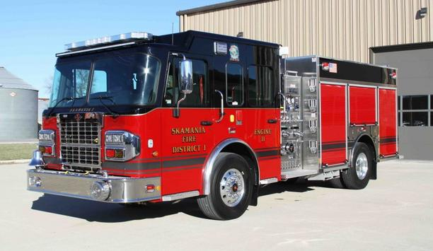Toyne Delivers A New Pumper Vehicle To Enhance Fire Safety At Skamania Fire District