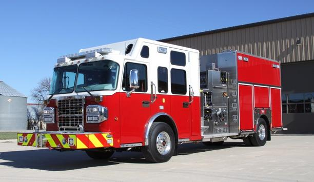Toyne Provides Georgetown Township Fire Department With Two Identical Pumper Vehicles To Enhance Fire Safety